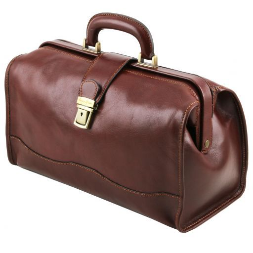 Raffaello Vegetable Tanned Leather Doctor bag_2