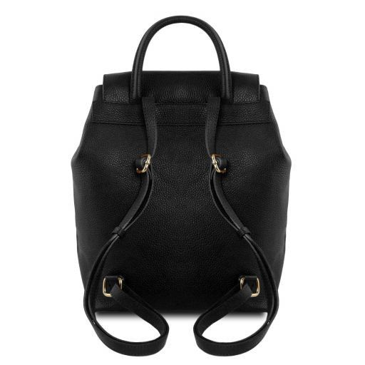TL Soft Leather Backpack For Women_19