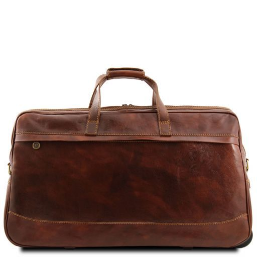 Bora Bora - Trolley leather bag - Large size_4