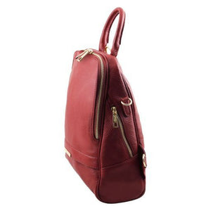 TL Soft Leather Backpack for Women_2
