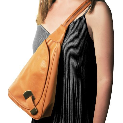 Hanoi Soft Leather Backpack_7
