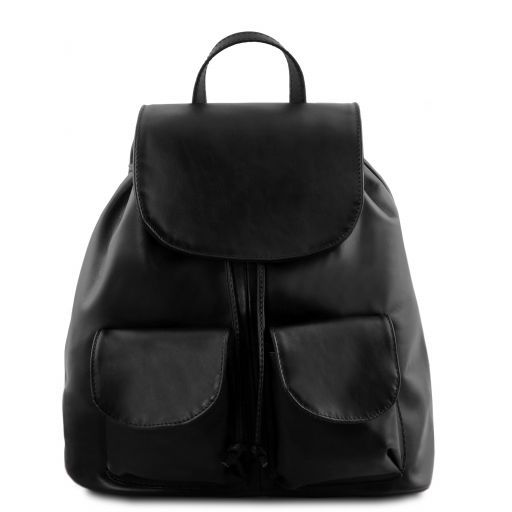 Seol Soft Leather Backpack (L)_7