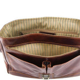 Padova Vegetable Tanned Leather Laptop Case_5
