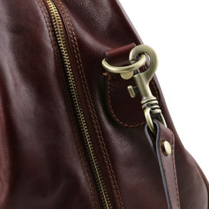 TL Voyager - Leather travel bag - Large size_2