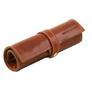 Full Grain Leather Pen Holder_2