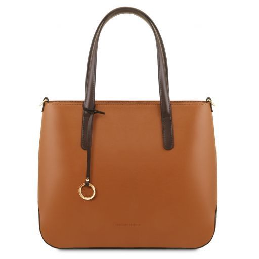 Penelope  Smooth Leather tote_19