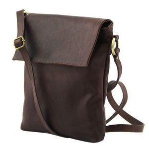 Morgan Soft Leather Messenger Bag_2