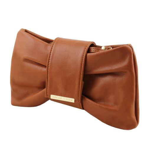 Priscilla Soft Leather Clutch_8