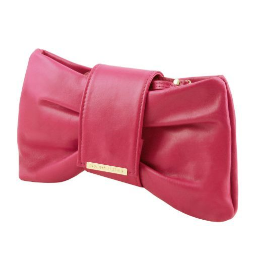 Priscilla Soft Leather Clutch_2