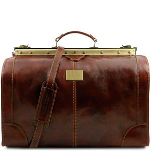 Madrid - Gladstone Leather Bag - Large size_1