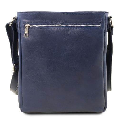 Cesare Soft Leather Messenger Bag_13