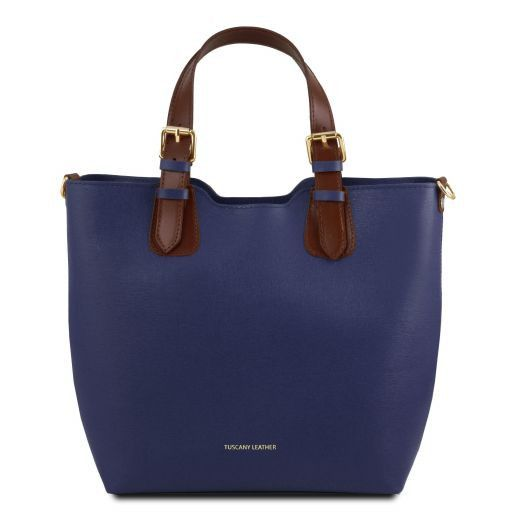 TL Saffiano Leather Tote_20