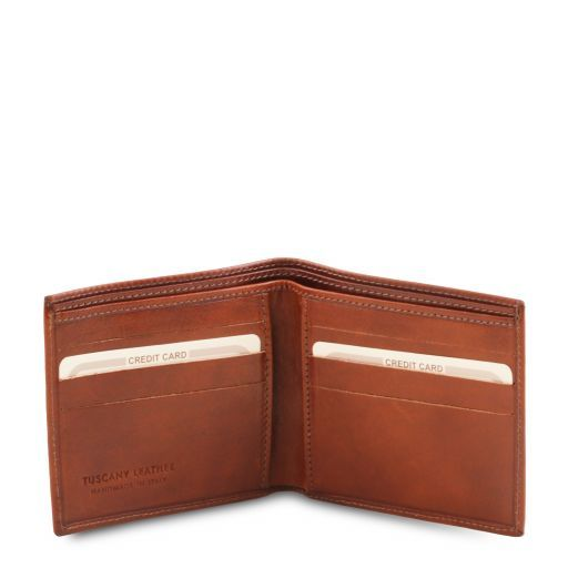 Full Grain Leather Bifod Wallet_2