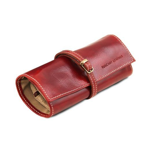 Full Grain Leather Jewellery Case_2