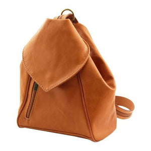 Delhi Soft Full Grain Leather Backpack_2