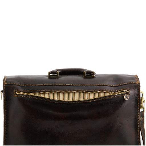 Roma Vegetable Tanned Leather Briefcase_3