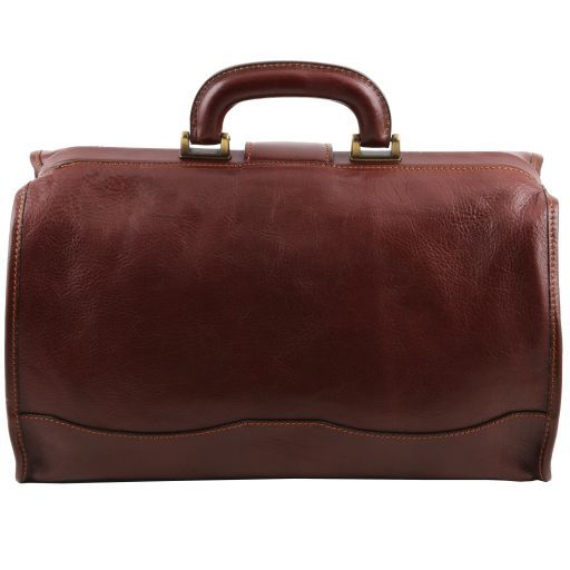 Raffaello Vegetable Tanned Leather Doctor bag_3