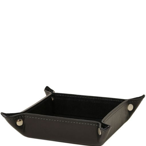 Exclusive leather valet tray small size_4