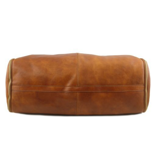 Antigua - Travel leather duffle/Garment bag_2