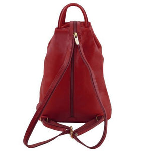 Shanghai Soft Leather Backpack_2