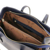 TL Saffiano Leather  Work Tote _13