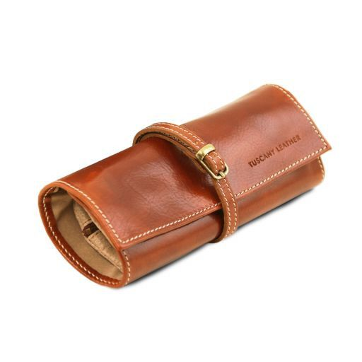 Full Grain Leather Jewellery Case_7