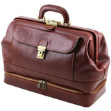 Giotto Vegetable Tanned Leather Doctor bag_2