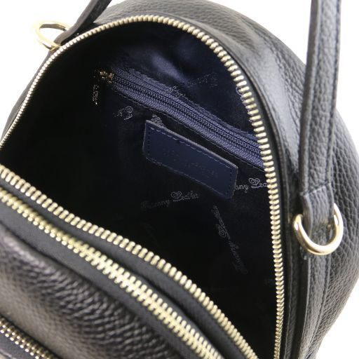 TL Hammered Leather Backpack For Women_15