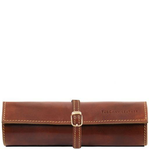 Full Grain Leather Jewellery Case_11