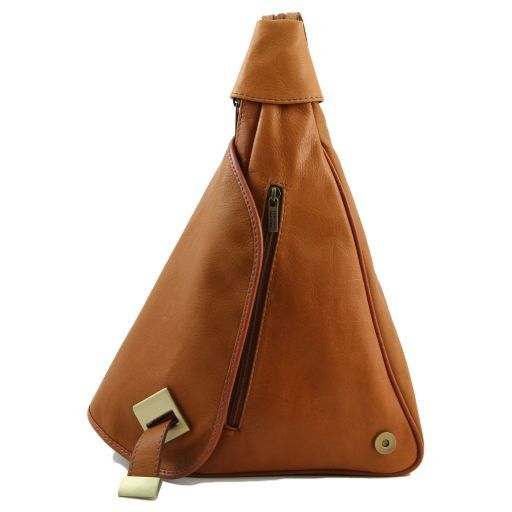 Hanoi Soft Leather Backpack_2