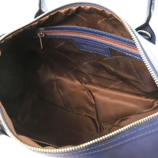 Elena Smooth Leather Boston Bag_17