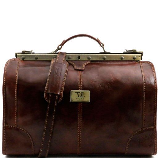 Madrid - Gladstone Leather Bag - Small size_1