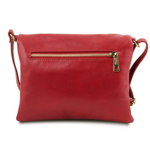 TL Young Soft Leather Shoulder Bag With Tassel_22
