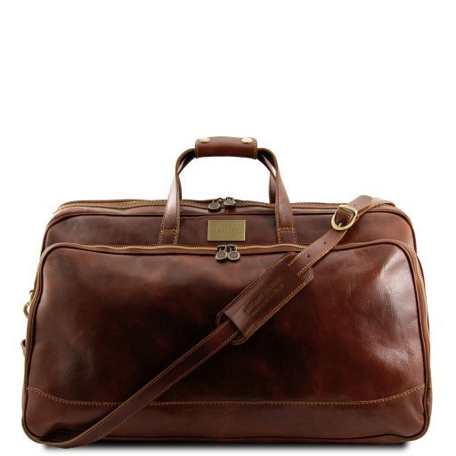 Bora Bora - Trolley leather bag - Small size_1
