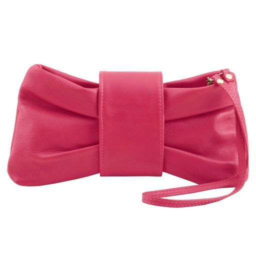 Priscilla Soft Leather Clutch_3