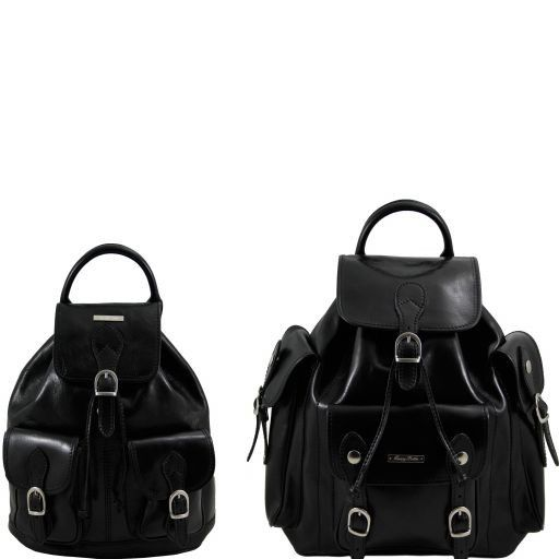 Trekker - Travel set Leather backpacks_11