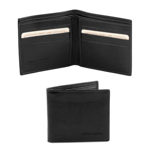 Full Grain Leather Bifod Wallet_3