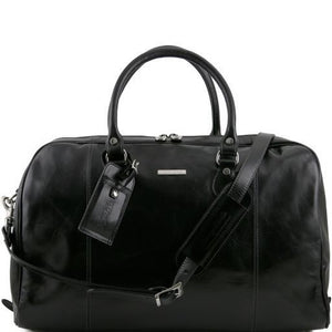 TL Voyager - Travel leather duffle bag_1