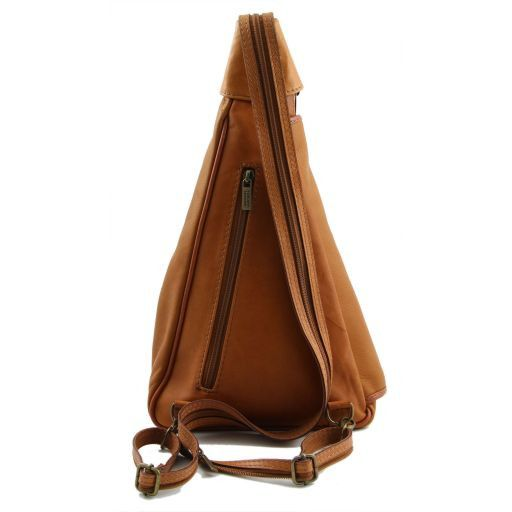 Hanoi Soft Leather Backpack_4