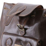 Singapore Vegetable Tanned Leather Backpack_3