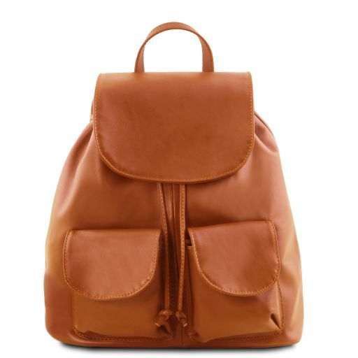 Seol Soft Leather Backpack (L)_1