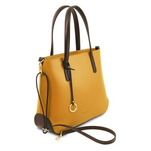 Penelope  Smooth Leather tote_8