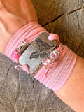 Bug Lover Wrap Bracelet