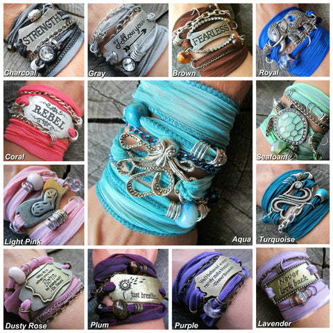 Boho Wrap Bracelets Wholesale