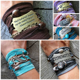 Silk Ribbon Wrap Bracelets Wholesale