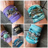 Wholesale Ribbon Bracelets Wrap