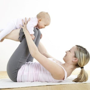 Pilates Post-natal avec Laura - Online - YOZE