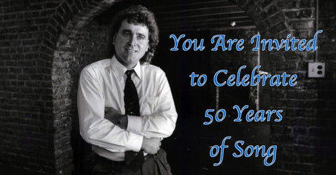 Celebrate 50 Years of Song with Danny O'Flaherty
