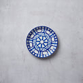 Arabesque Blue/White™ Salad Plate