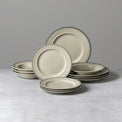 Madsen 12pc Dinnerware Set